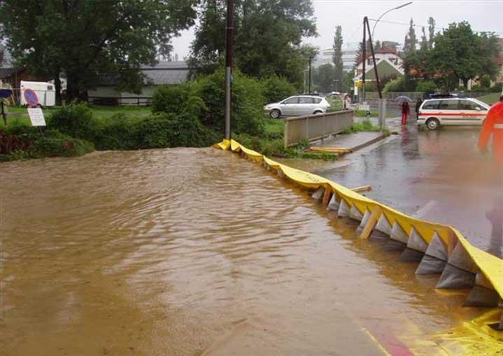 Das Hochwasserschutz-System Water-Gate©