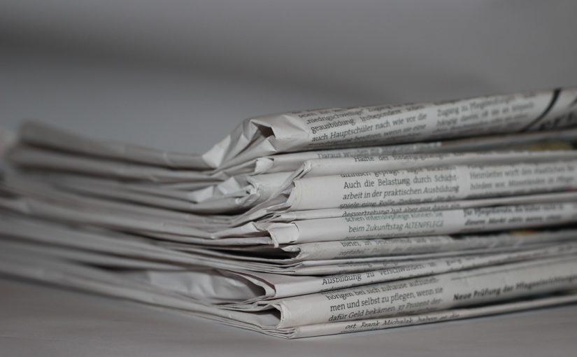 Artikel über Starkregen, Sturzfluten und Hochwasser