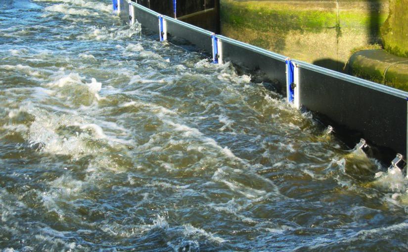AquaFende Floodwall Hochwasserschutz